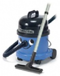 NUMATIC WV370-2 Commercial (Charles) Wet & Dry Vacuum Cleaner Black/Blue